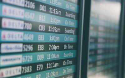 Fluggastrechte bei Flugverspätung und Flugausfällen